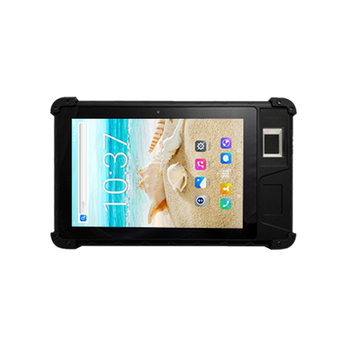 Hf-fp08 A-gps 8 Inch Android 7 0 Os Fingerprint Scanner Tablet Pc With Nfc  Card Reader - Buy Android Tablet Pc With Nfc Card Reader,Android 7 0