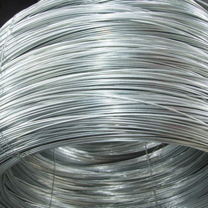 Hot-dipped Electro Galvanized Iron Wire Zinc Coated Steel Wire