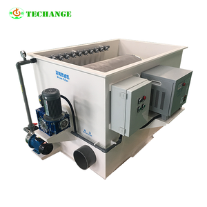 One of the best Low price bio filter drum filter water treatment plant