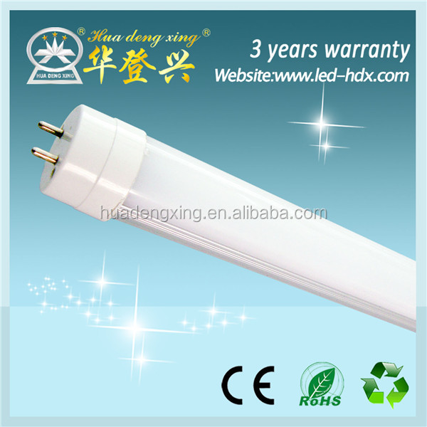 New design under hot sale!!! warm white 3000 kelvins led tube lights