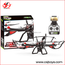 Top Toy Direct from China Quad Copter drone with hd camera iphone