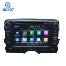 Produttore cinese Doppio Din Touch Screen del Sistema Multimediale Android Car DVD Stereo