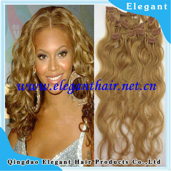 Wholesale pricetop quality 20 inch natural wave virgin remy clip wholesale pricetop quality 20 inch natural wave virgin remy clip in hair extension pmusecretfo Image collections