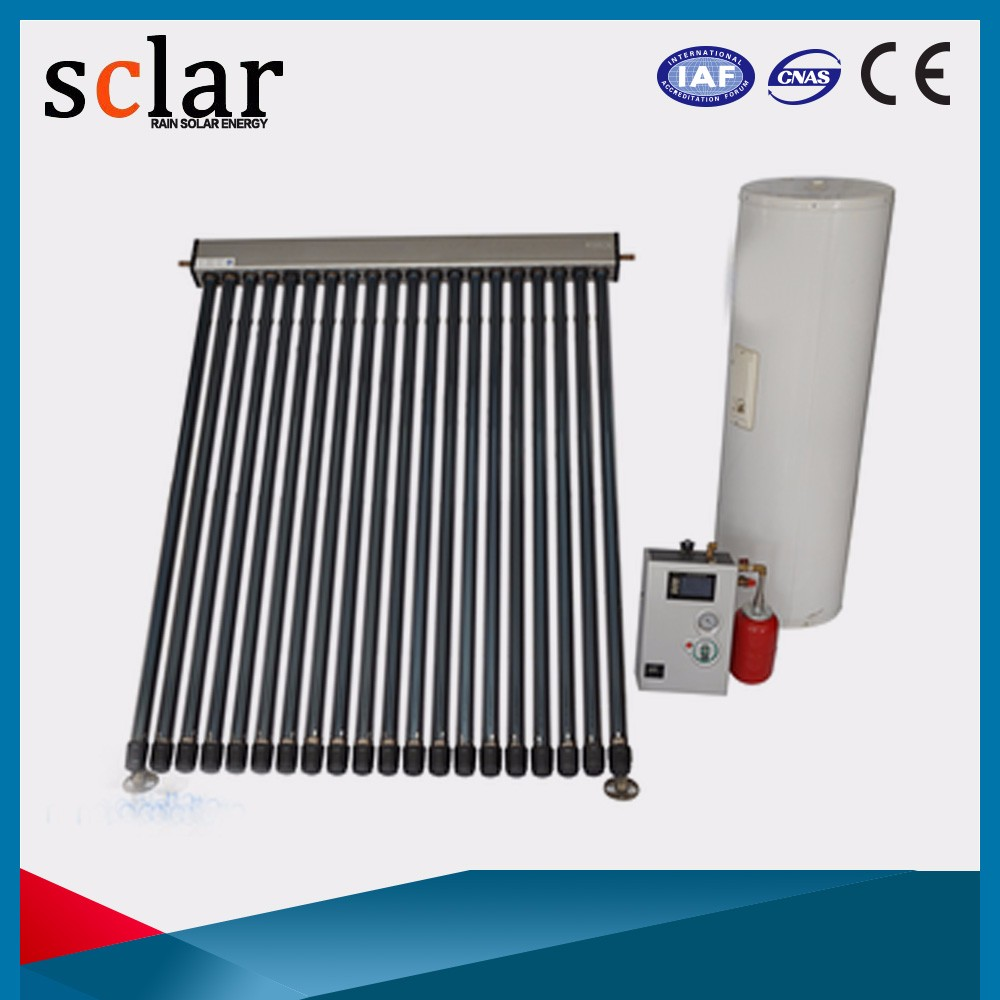 Energy-Saving High Pressure Split Powered Space Heaters System Solar Water Heater