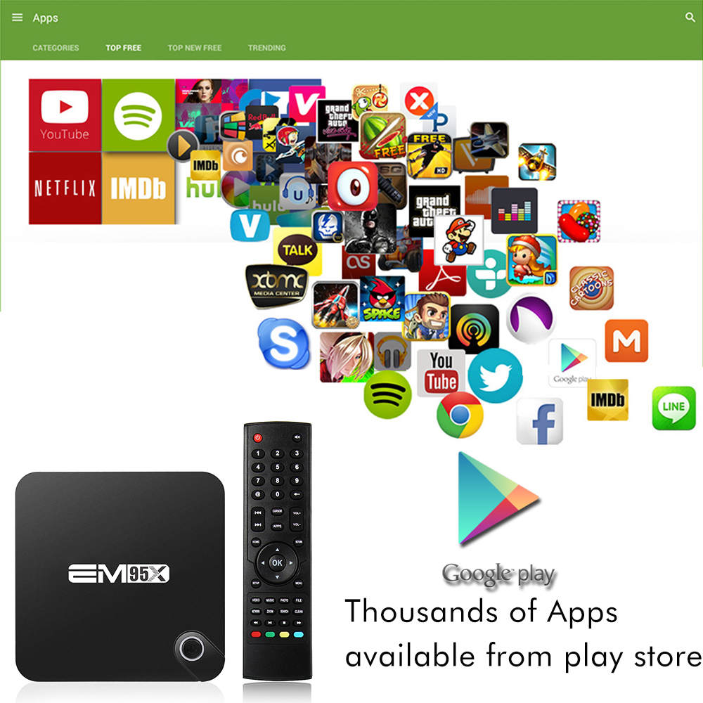 play store for android tv box