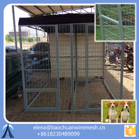 double dog cage / 6ft dog kennel cage / cheap dog cages