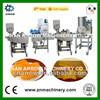 China Automatic High Grade Chicken Nugget Processing Machine