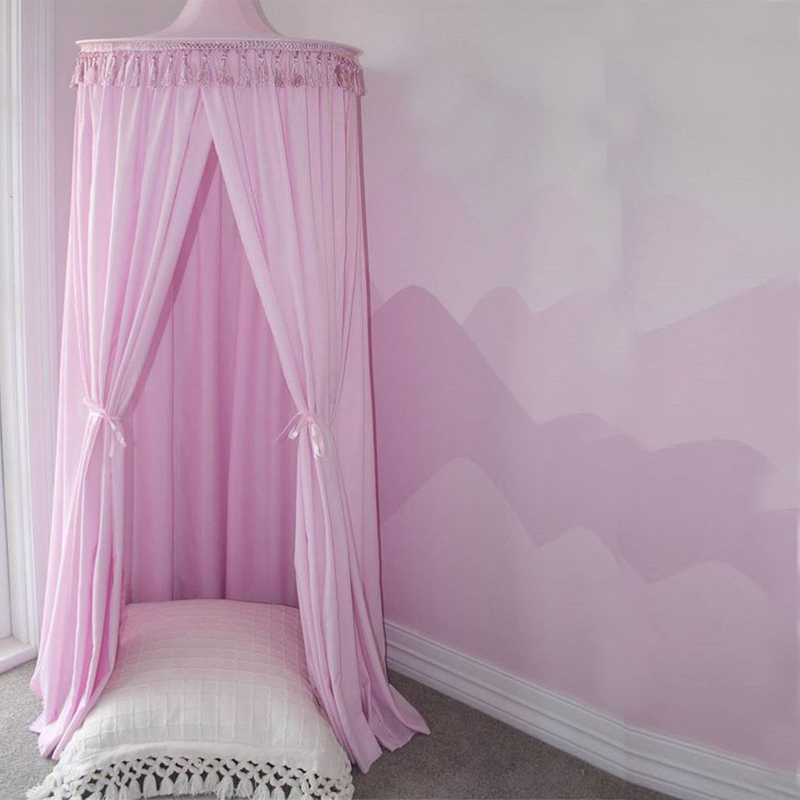 Bed Crown Canopy,Bed Canopy,Nursery Canopy Crib - Buy Girls Bed ...