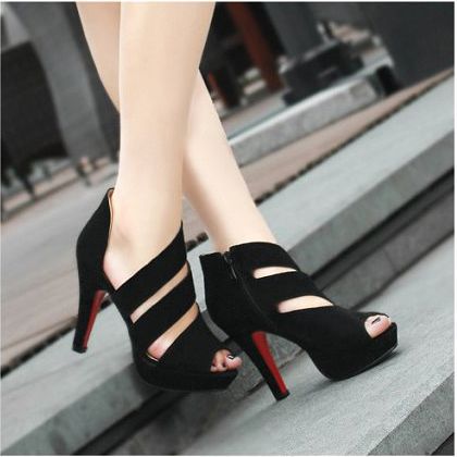 52a379bd17 shoe decor Picture - More Detailed Picture about 2014 New Fashion ... Louis  Vuitton Heels - Shop for Louis Vuitton Heels on Wheretoget. RED BOTTOM SHOES