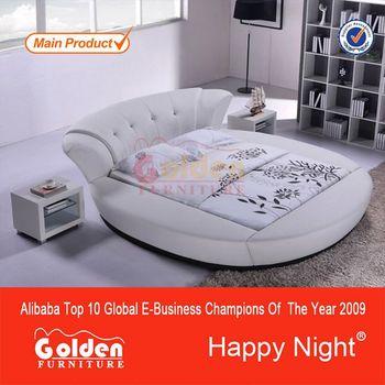 Alibaba UAE Round Platform Bed