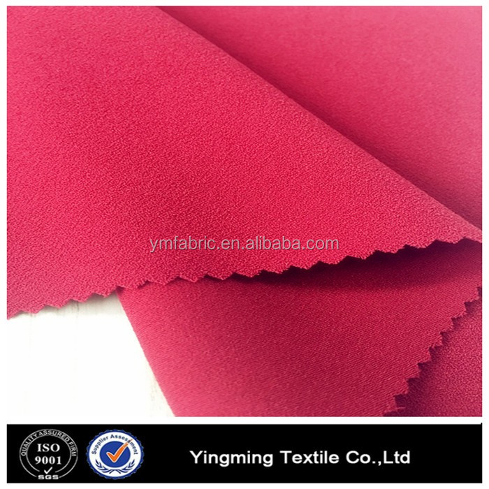 China supplier material textile for dress making fabric