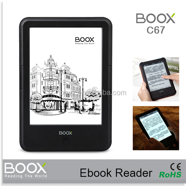 Best Quality Android TTS Audio eReader Good Books E-ink Ebook E Reader