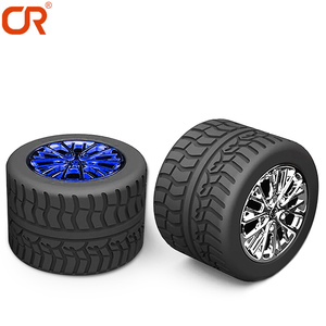 Best Selling Items Mp3 Portable Remote Control Mini Audio Device Custom Tire Shape Speaker