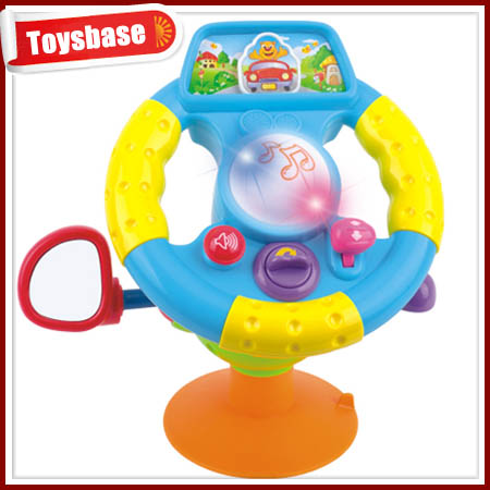 Steering Wheel Toy For Car Seat Steering Wheel Toy For Car Seat