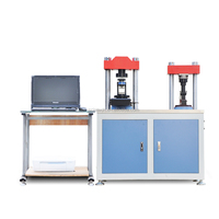 Computerized Eletronic Concrete Cement Mortar flexural and compression testing machine / Compression test equipment