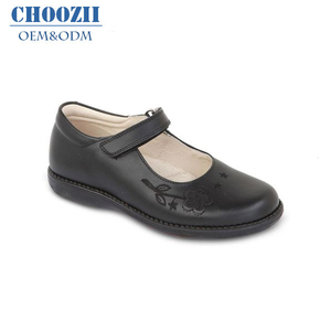 Children Genuine Leather School Shoes Back to School Shoes for Girls