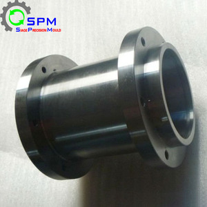 High precision CNC machining stainless steel/aluminum parts,CNC turning mechanical component