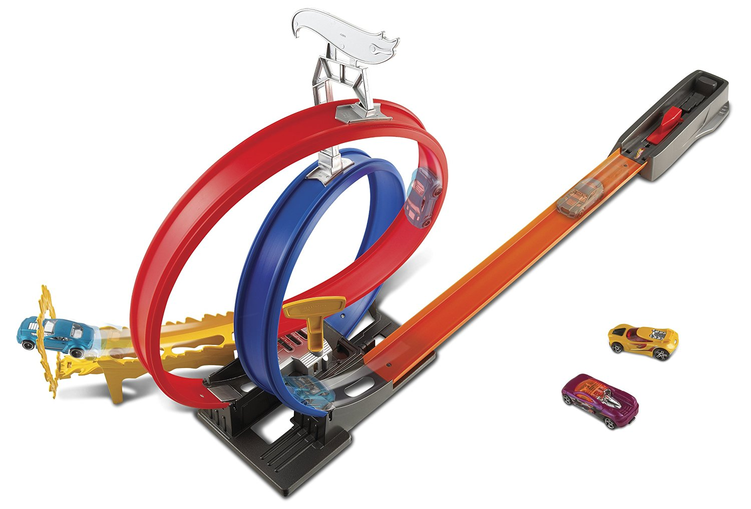 Hot Wheels Energy Track Playset