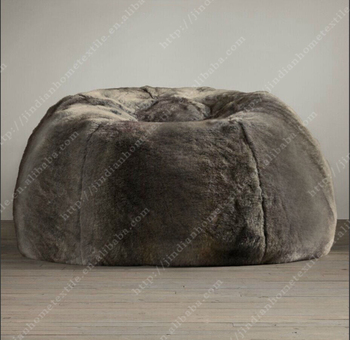 Exceptionnel Comfort Research Classic Bean Bag In Comfort Faux Fur