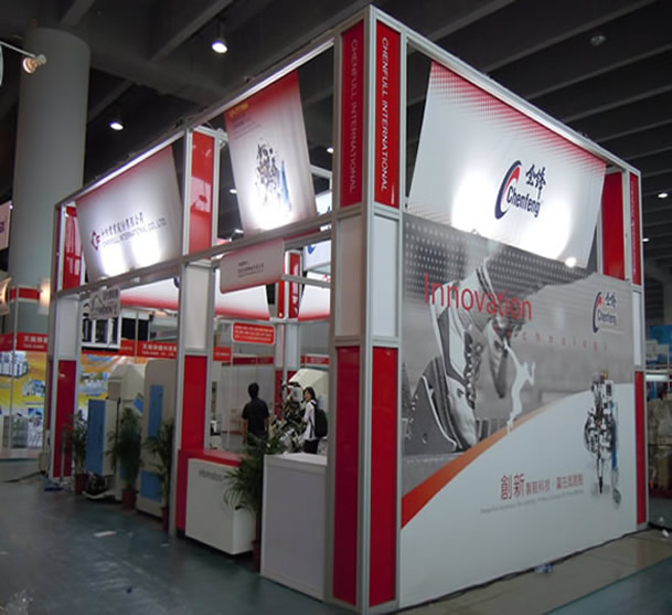 Foshan Sturdy Construction Exhibition Booth Design Services