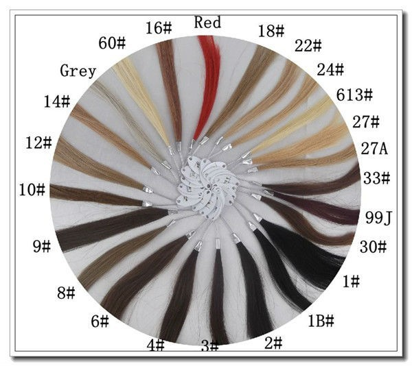 color ring chart