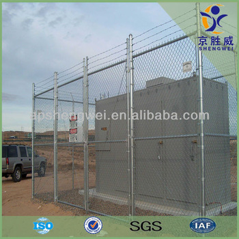 Football Ground Diamond Wire Fencing Buy Diamond Wire