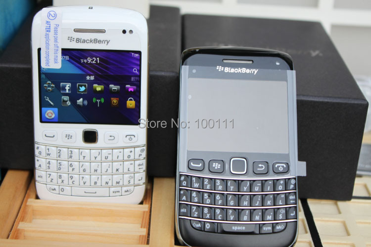 Blackberry touch and type phones price list
