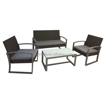 Cheap Rattan Garden New Design Set Sofa Furniture Price