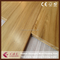 Foshan best supplier white oak Engineered Timber Flooring