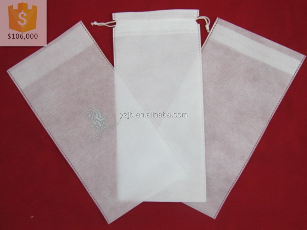 Nonwoven Laundry Bag For Hotel Guest Package Bags For Disposable ...