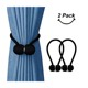 Curtain ropes tiebacks accessories magnetic ropes tiebacks