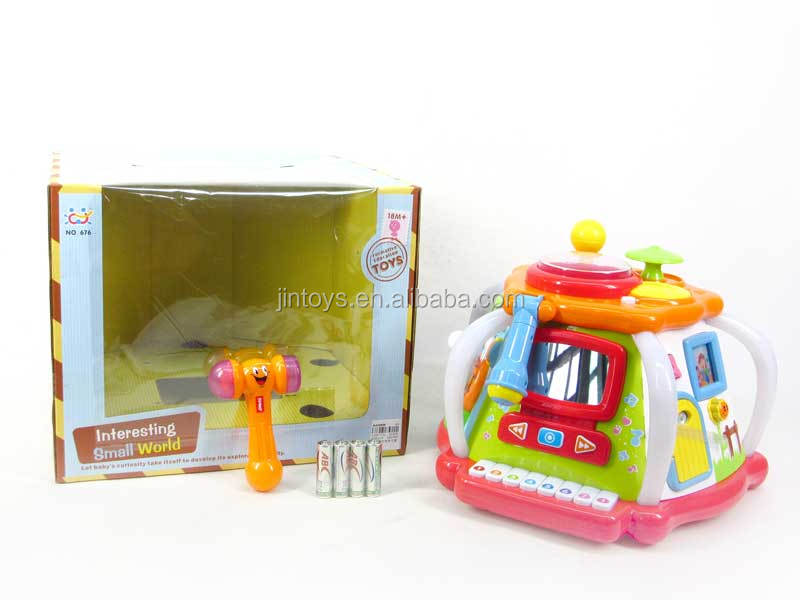 Kids early learning toy organ wholesale plastic music organ toy