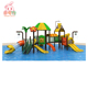 Hot selling commercial Used fiberglass plastic water slide for sale