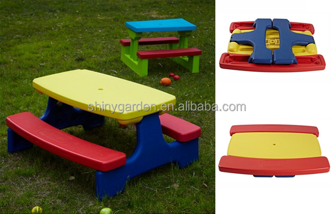 Walmart de pl stico plegable de mesa y silla para ni os de - Mesas para ninos de plastico ...