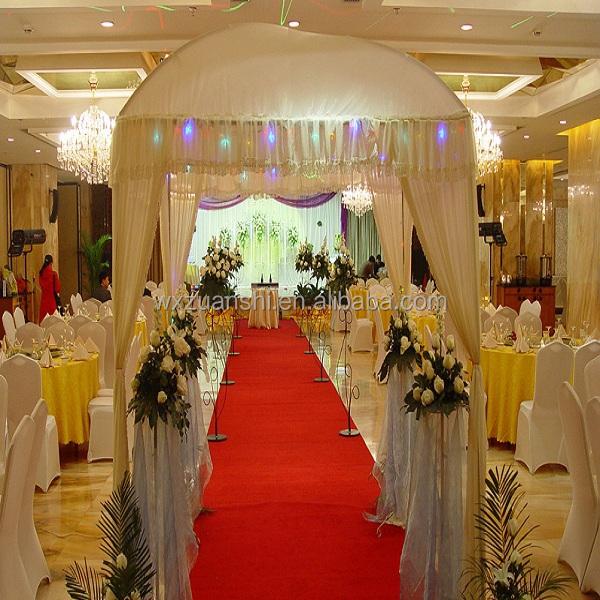 Polypropylene Red Carpet Runner Weddings