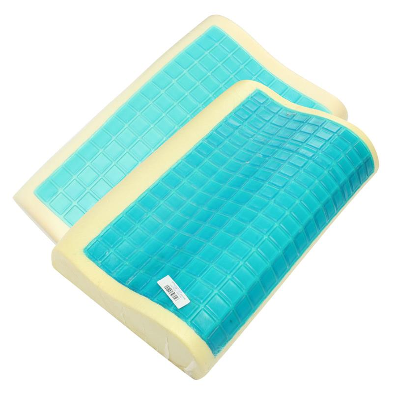 Wholesale Contour Memory Foam Cooling Pillow Comfort Gel