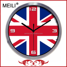 Customized Aluminum Wall Clock To Taobao Agent