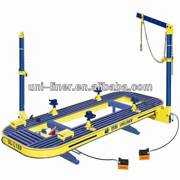 China manufacture auto body frame machine/car straighteners for sale UL-L189