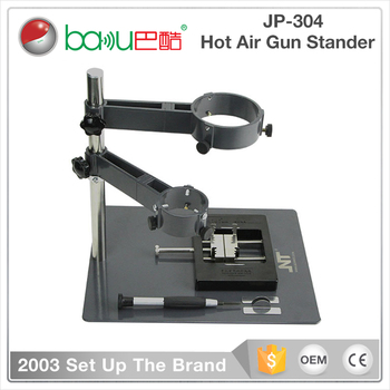 Heat Gun Hot air holder stand JP304 BGA rework hot air gun holder cell phone repair tool kits