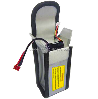 Lipo Battery Fireproof Warmer Safety Charging Bag