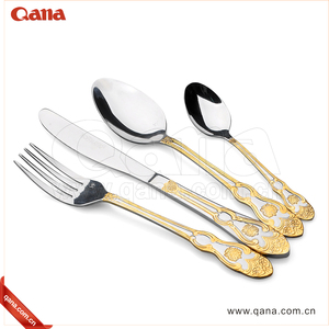 Certificated stainless steel household and gift Kitchen cutlery