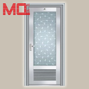 Aluminium Bathroom Doors Types Of Bathroom Single Doors