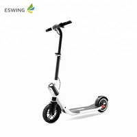 2018 new version high quality 2 wheel folding kick electric scooter