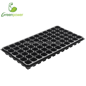 72 Cells Seedling Tray Seed Starter Tray For Gardening Bonsai