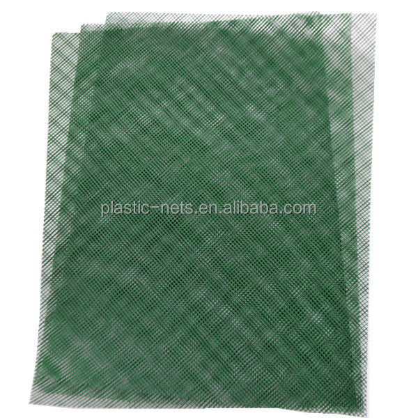 Plastic hdpe resin flow Vacuum medium Infusion mesh net / Hdpe extruded resin infusion flow mesh netting