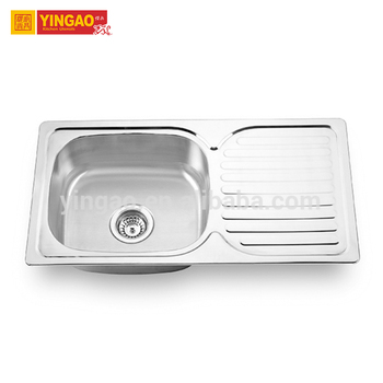 Cheap Small Single Bowl Topmount Stainless Steel Kitchen sinks