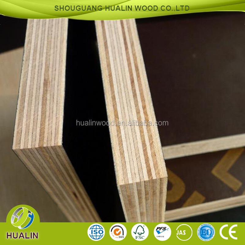 Shouguang Hualin Wood Film Faced Plywood