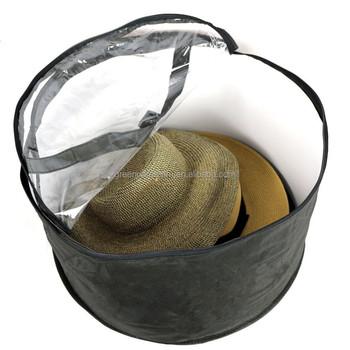 Portable Hat Bag Hat Storage Box