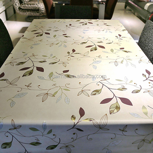 High Quality Custom Print PVC Table Cloth