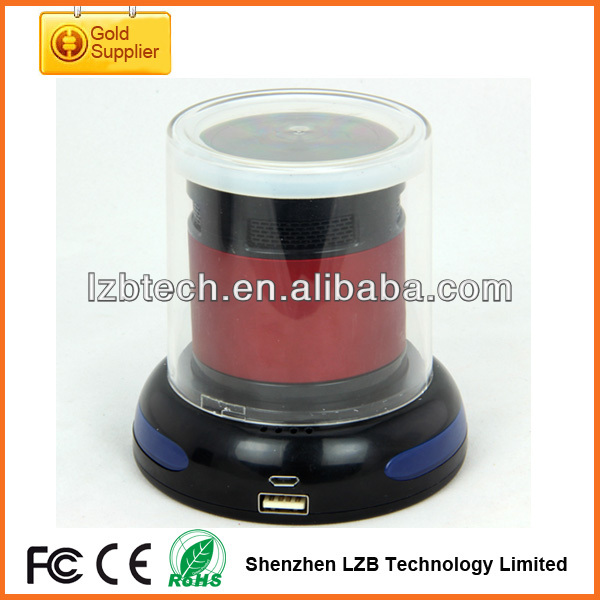 mini portable Music player speaker,outdoor with remote bluetooth wireless speaker driver